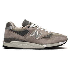 New Balance M998 Gray, Footwear
