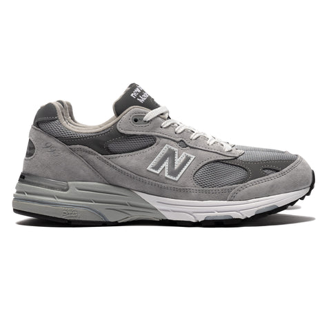 New Balance MR993GL Gray, Footwear