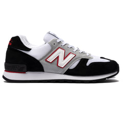 Junya Watanabe MAN x New Balance M670JWM Black/White/Red, Footwear