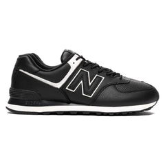 Junya Watanabe MAN x New Balance Steer Smooth 574 Black, Footwear