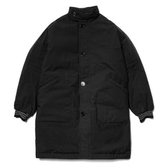 NEXUSVII x DESCENTE ALLTERRAIN Artic Coat Special Black, Outerwear
