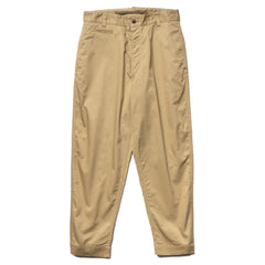 NEXUSVII Buckle Back Non Bondage Pants Beige, Bottoms