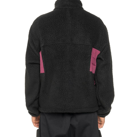 Nike ACG Fleece Jacket Black/Villain Red, Outerwear