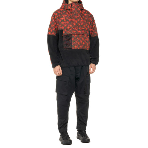 Nike ACG Jacket Black/Rush Red, Outerwear