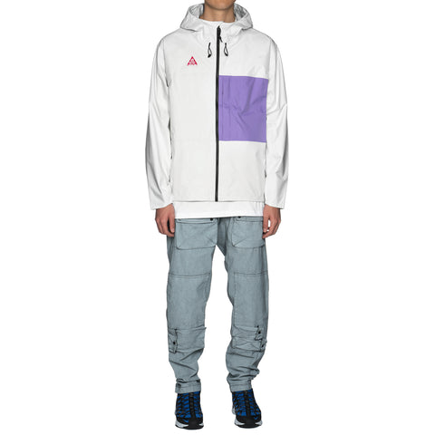 Nike ACG 2.5L Packable Jacket Summit White/Space Purple, Jackets
