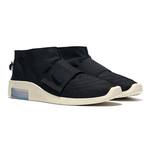 Nike Air Fear of God Moc Black/Fossil, Footwear