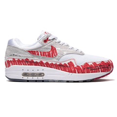Nike Air Max 1 Sketch To Shelf White/University Red, Footwear