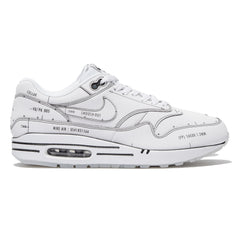 Nike Air Max 1 Sketch to Shelf 'Schematic' White/Black, Footwear
