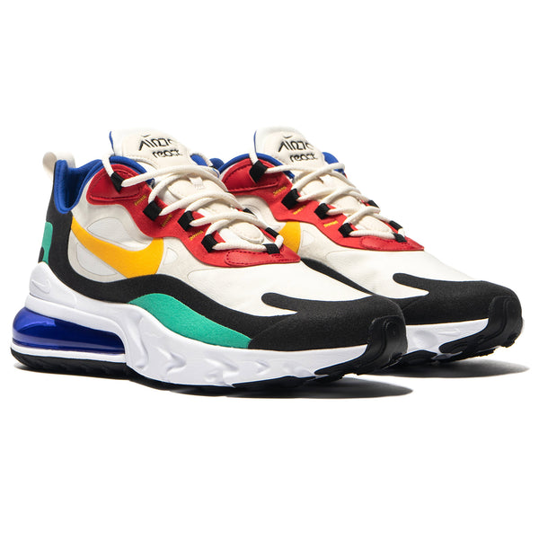 Air Max 270 React (Bauhaus Art) PhantomUniversity Gold