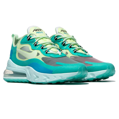 Nike Air Max 270 React Hyper Jade/Frosted Spruce, Footwear