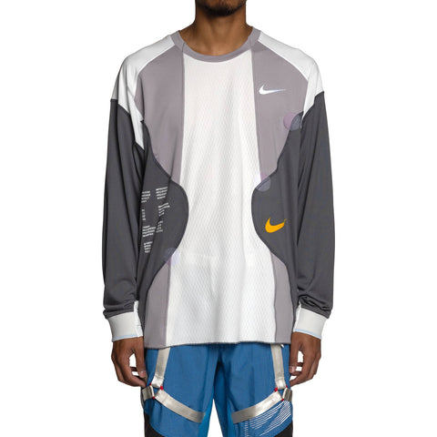 Nike ISPA Dri-FIT Long Sleeve Top Dark Gray, T-Shirts
