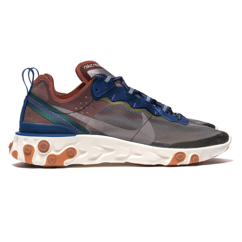 9580622dc21 Nike React Element 87 Dusty Peach Atmosphere Gray