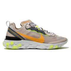 Nike React Element 87 Orewood Brn/Laser Orange, Footwear