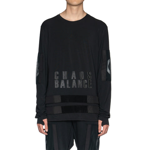 Nike x Undercover Long Sleeve Tee Black, T-Shirts