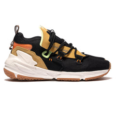 Nike Zoom Moc Black/Club Gold/Bright Ceramic, Footwear