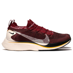 Nike x Gyakusou Vaporfly 4% Flyknit Team Red/Sail Black, Footwear
