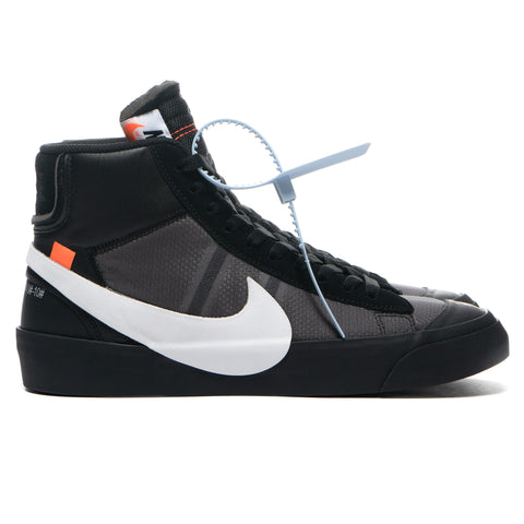 nike x Off White The Ten Blazer Mid Black/White