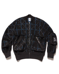 Nike x Undercover MA-1 Jacket Black, Outerwear