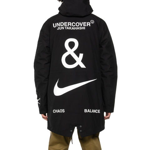 Nike x Undercover NRG Parka Black/White, Outerwear