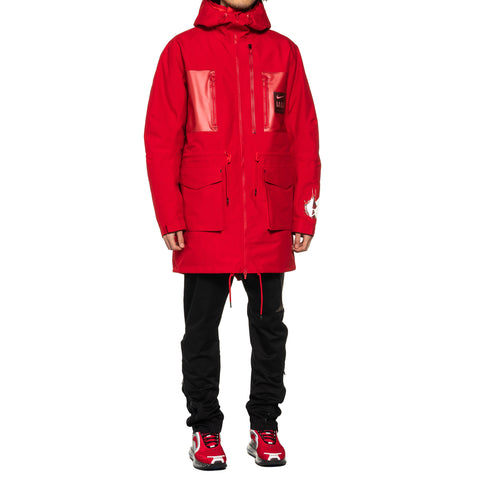 Nike x Undercover NRG Parka Sport Red/White, Outerwear
