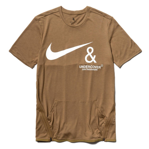 Nike x Undercover NRG SS Pocket Tee Lichen Brown/White, T-Shirts