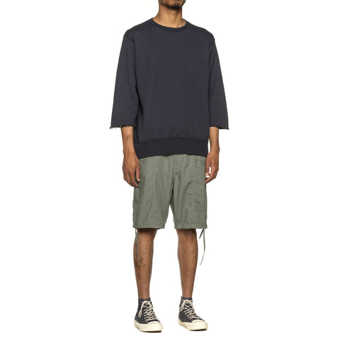 nonnative Educator 6P Shorts Relaxed Fit Cotton Ripstop Gray, Bottoms