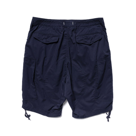 nonnative Trooper 6P Shorts Relaxed Fit C/P Ripstop Stretch Coolmax Navy, Bottoms