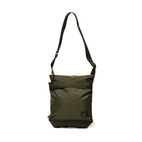 ef42c9373f PORTER Force Shoulder Bag (S) Olive
