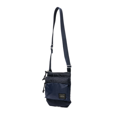 PORTER Force Shoulder Pouch Navy, Accessories
