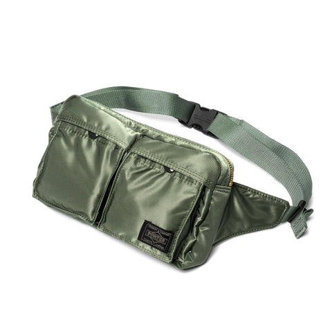 PORTER Tanker Waist Bag Sage, Accessories