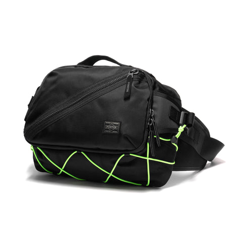 02a9a3a876 PORTER Things Waist Bag Black, ...