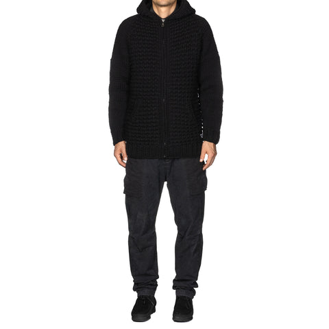 HAVEN Pacific Parka - Hand Knit Wool, Knits