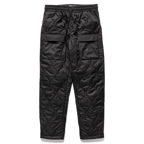 HAVEN Paratrooper Pants - Primaloft® Ripstop Black, Bottoms