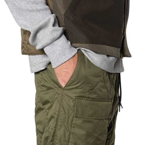 HAVEN Paratrooper Pants - Primaloft® Ripstop Olive, Bottoms