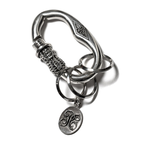 Peanuts and Co. Peanuts Carabiner Silver, Accessories