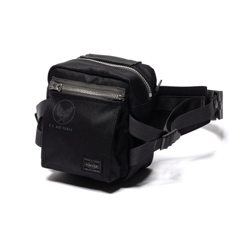PORTER Flying Ace Fanny Pack Black, Accessories