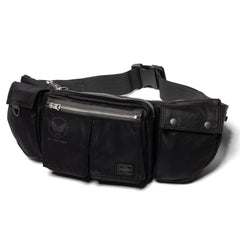 PORTER Flying Ace Kidney Bag Black, Accessories