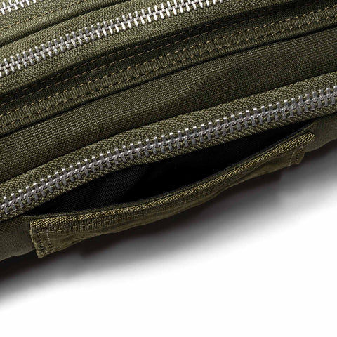 PORTER Flying Ace Kidney Bag Olive Drab, Accessories