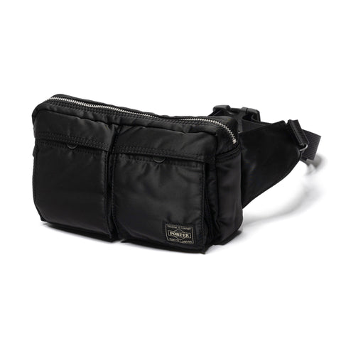 PORTER Tanker Waist Bag Black, Accessories