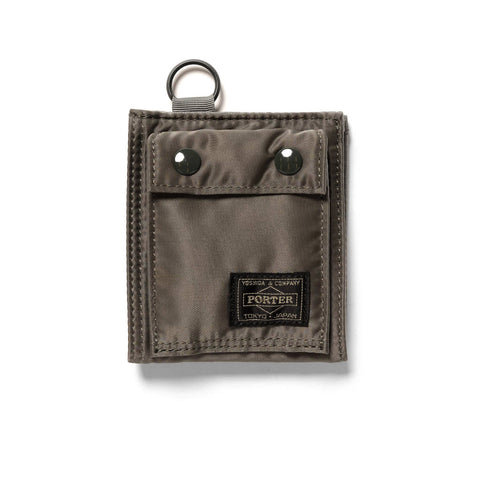 PORTER Tanker Wallet Silver Gray, Accessories
