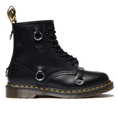 Dr. Martens x Raf Simons 1460 8 Eye Boot Black, Footwear