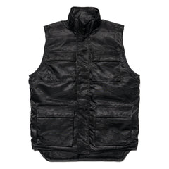 HAVEN Ranger Down Vest Black Tiger Camouflage, Vests