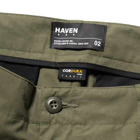 HAVEN Recon Pants - CORDURA® Nylon Cotton Poplin Olive, Bottoms