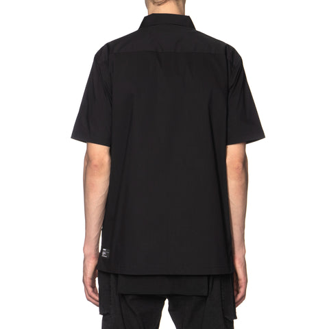HAVEN Recon Shirt S/S – COOLMAX Black, Shirts