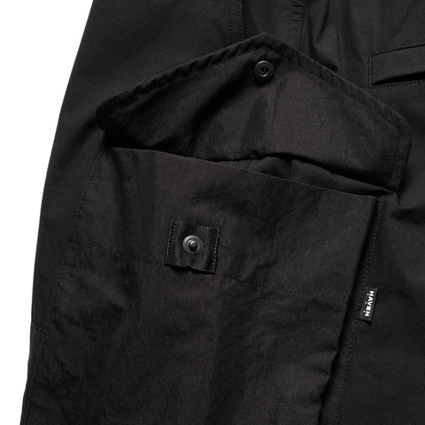 HAVEN Recon Shorts - CORDURA® Nylon Cotton Poplin Black, Bottoms