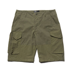 HAVEN Recon Shorts - CORDURA® Nylon Cotton Poplin Olive, Bottoms
