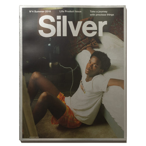 Silver No.4 Summer 2019 Life Product Issue -Take a Journey with Precious Things-, Publications