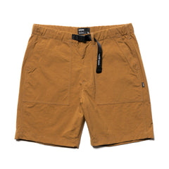 HAVEN Solo Shorts - Nylon Taslan Cognac, Bottoms