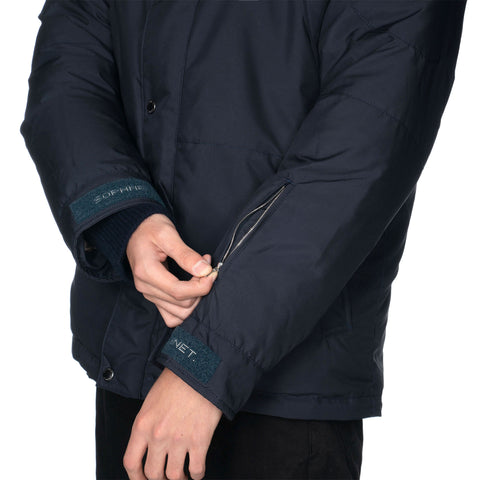 SOPHNET. Mountain Down Parka Navy, Jackets