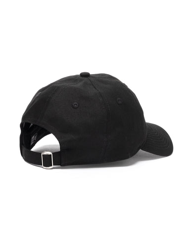 Sophnet. New Era 9TWENTY Authentic Logo Cap Black, Headwear